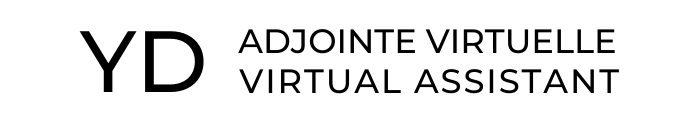 YD adjointe virtuelle / virtual assistant